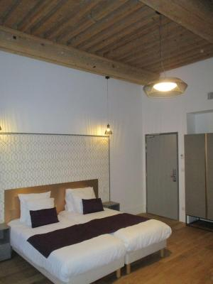 Hotel Saint-Vincent - Laterooms