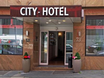 AKZENT City Hotel Düsseldorf - Laterooms