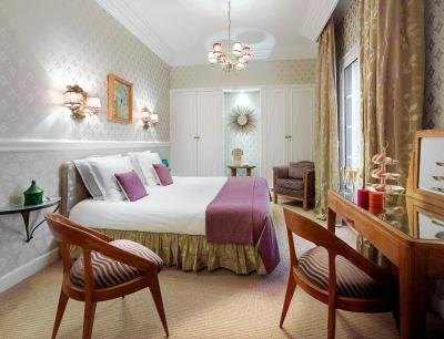 Hotel Belles Rives - Laterooms