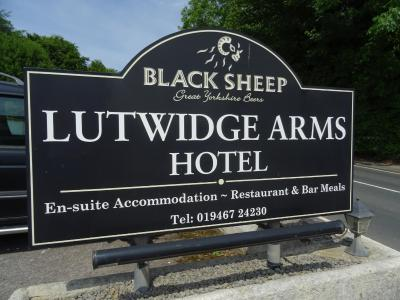 Lutwidge Arms Limited - Laterooms