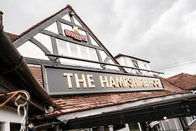 The Hampshire Hog - Laterooms