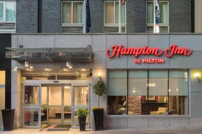 Hampton Inn Manhattan/Times Square South - Laterooms