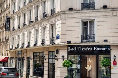 Helzear Champs Elysées Suites - Laterooms