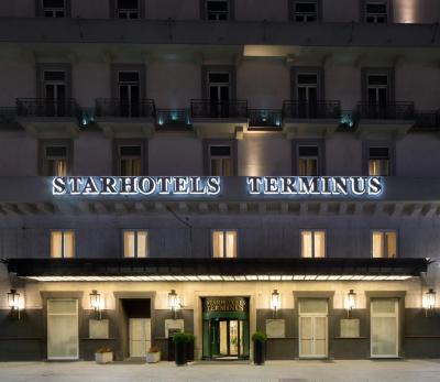 Starhotels Terminus - Laterooms