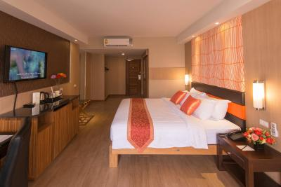 Dynasty Grande Hotel - Laterooms