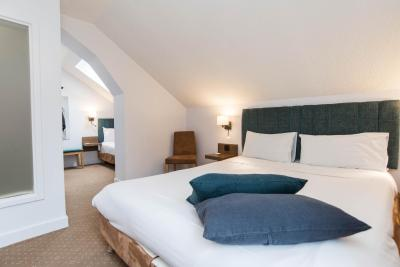 Hotel Les Lanchers - Laterooms