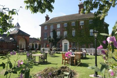The Mytton & Mermaid Hotel - Laterooms