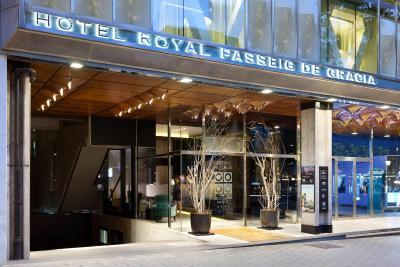 Royal Passeig de Gracia - Laterooms