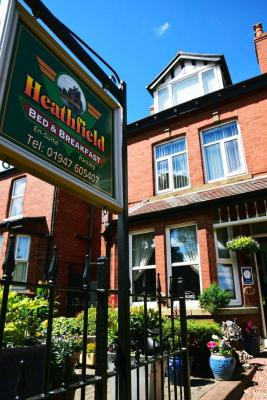 Heathfield Bed and Breakfast - Laterooms