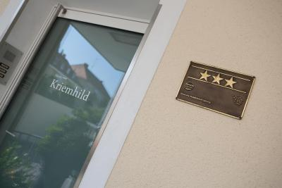 Hotel Kriemhild am Hirschgarten - Laterooms