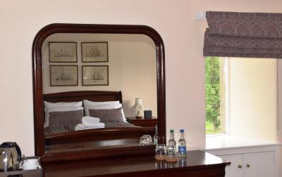 Saplinbrae House Hotel & Lodges - Laterooms