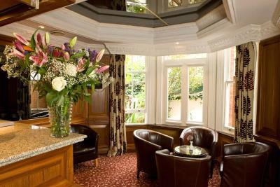 Best Western Burns Hotel - Laterooms