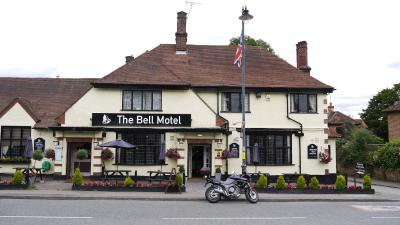 The Bell Motel - Laterooms
