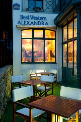 Best Western Hotel Alexandra - Laterooms