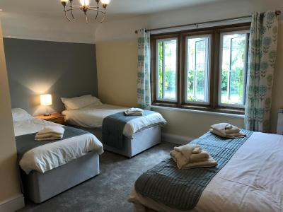 The Halfway House Inn Country Lodge - Laterooms