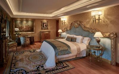 Rome Cavalieri, Waldorf Astoria Hotels & Resorts - Laterooms