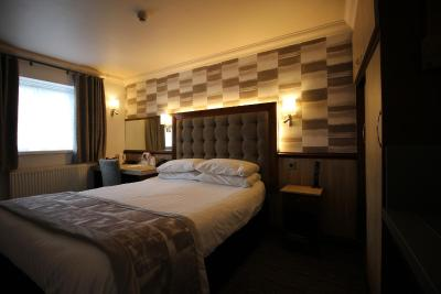 BEST WESTERN PLUS Pastures Hotel - Laterooms