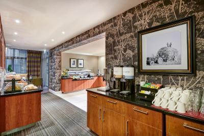 Hilton Garden Inn Aberdeen City Centre - Laterooms