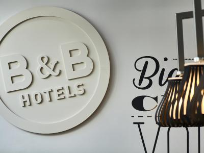 B&B; Hôtel TOULOUSE Centre - Laterooms