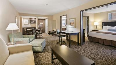 Best Western Plus St. Rose Pkwy/las Vegas South Hotel - Laterooms