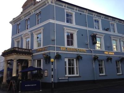The Queens Hotel, Newport- a JD Wetherspoon Hotel - Laterooms