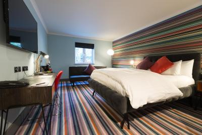 Village Hotel Newcastle - Laterooms