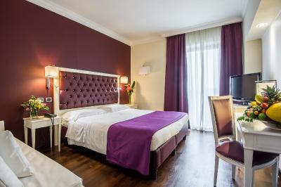 Trilussa Palace Hotel Congress & SPA - Laterooms