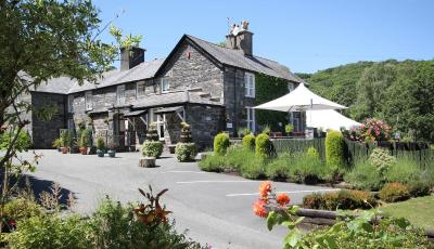 Aberdunant Hall Country Hotel - Laterooms
