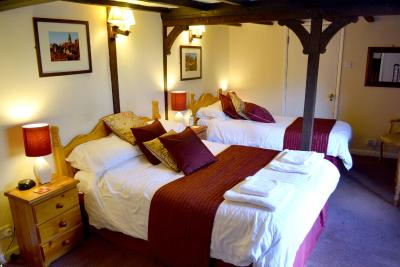 The Bull's Head Inn Chelmarsh - Laterooms