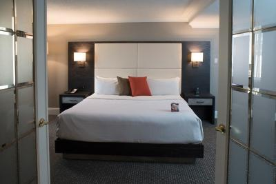 Crowne Plaza FREDERICTON-LORD BEAVERBROOK - Laterooms