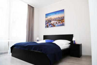 Holiday Inn Express FRANKFURT CITY - HAUPTBAHNHOF - Laterooms