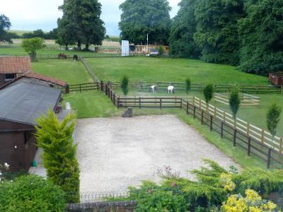 Blounts Court Farm - Laterooms