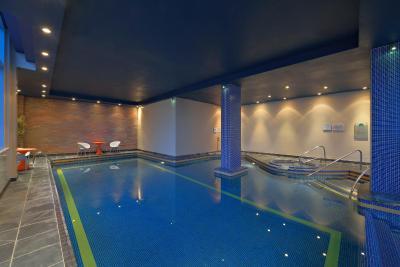 Radisson BLU Hotel Liverpool - Laterooms