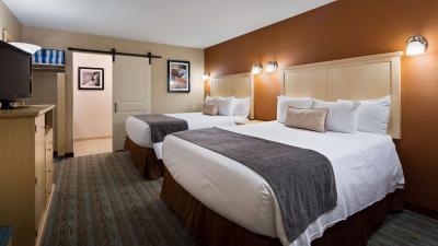 BEST WESTERN Acadia Park Inn - Laterooms