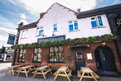 The Waterman - Laterooms