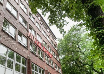 Nordic Hotel Domicil Hamburg - Laterooms