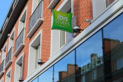 ibis Styles Calais Centre - Laterooms