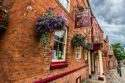 Castle Hotel Tamworth - Laterooms