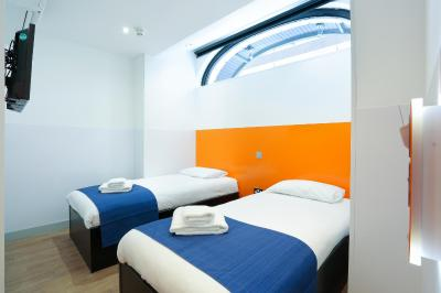 easyHotel Luton - Laterooms