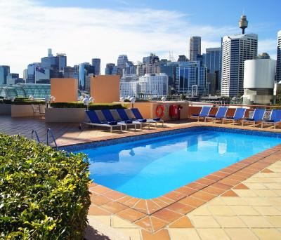 Novotel Sydney on Darling Harbour - Laterooms
