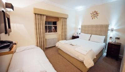 Star & Garter Hotel - Laterooms