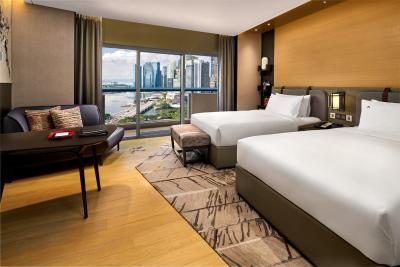Swissotel The Stamford - Laterooms