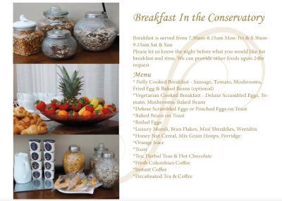 SW Bed & Breakfast - Laterooms