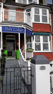 Ebor Lodge - Laterooms