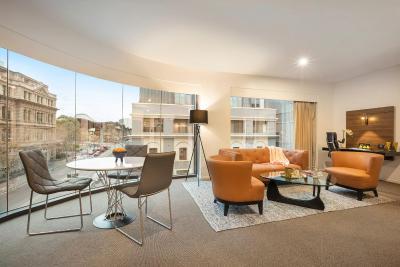 Holiday Inn MELBOURNE ON FLINDERS - Laterooms