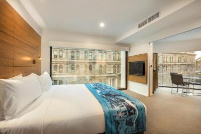 Holiday Inn MELBOURNE ON FLINDERS - Laterooms