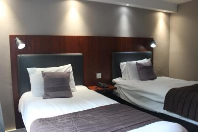 Chimney House Hotel and Restaurant - Laterooms