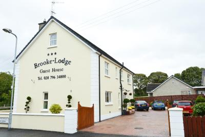 Brooke Lodge Guesthouse - Laterooms