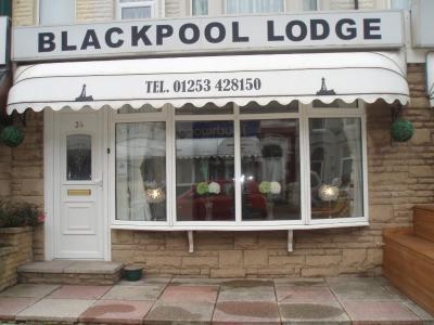Blackpool Lodge - Laterooms