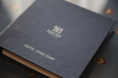 GRAND HOTEL GARDONE - Laterooms